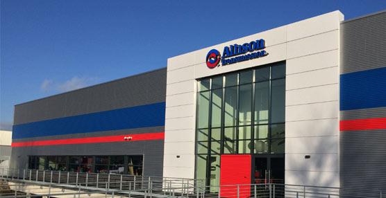 Allison Transmission Holdings Inc. inaugura nuevas instalaciones de venta y distribución en los Países Bajos