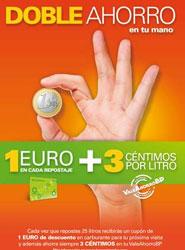 BP presenta una nueva promoción que permite al cliente obtener un cupón de descuento de 1 euro en cada repostaje