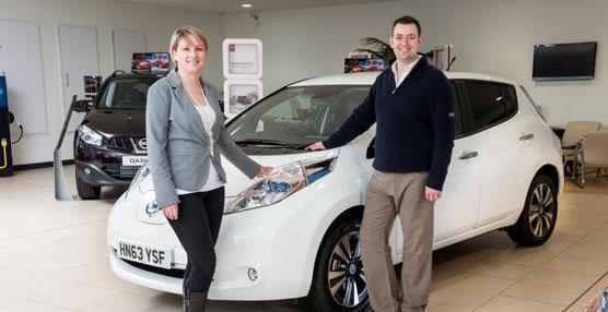 Las ventas globales del Nissan LEAF alcanzan las 100.000 unidades desde su lanzamiento en 2012