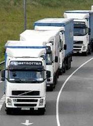 Asociaciones de transportistas vascos piden a los partidos que prorroguen el sistema de módulos
