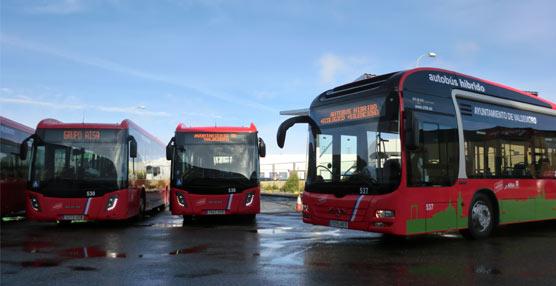 AISA adquiere el primer urbano híbrido de la alemana MANpara prestar servicio en el Consorcio de Transportes de Madrid