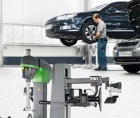 Bosch lanza las nuevas desmontadoras de ruedas TCE 4430 y TCE 4435, bajo el concepto 'G-Frame'