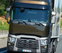 La competición Optifuel Challenge 2014 pone a prueba a conductores y al nuevo Renault Trucks T