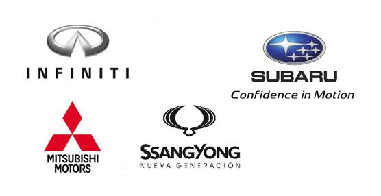 Mitsubishi Motors, Infiniti, Subaru y Ssangyong, pasan a formar parte integral de ANFAC