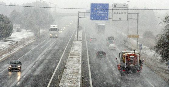 Activado el nivel 0 del Plan de Inclemencias Invernales para hoy por la previsión de nevadas en toda la región