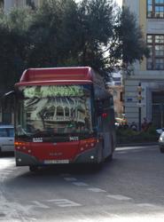 EMT Valencia incrementa su velocidad comercial un 2% respecto a 2012, mejorando el tiempo de viaje de los usuarios