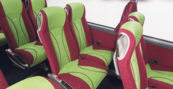 Busworld Academy pone en marcha el proyecto 'Wintex' sobre el uso del tejidos inteligentes en autobuses y autocares