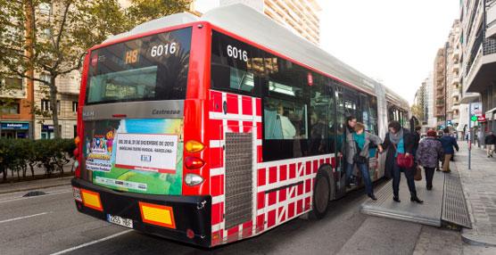 La demanda de pasajeros del conjunto de las redes de metro y autobuses de TMB muestra signos de recuperación