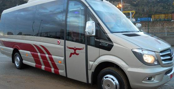 La empresa de transporte de pasajeros Pérez y Cairós de Tenerife estrena una unidad Corvi Long de Car-bus.net