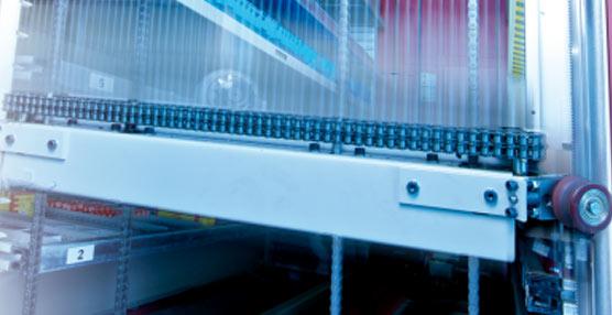 VRC presentará sus nuevos sistemas de automatización vertical para almacenes en el Expo Logistec 2014