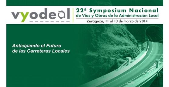 El futuro de las carreteras locales es llevado a examen por el 22° Symposium de Vías y Obras de la Administración Local