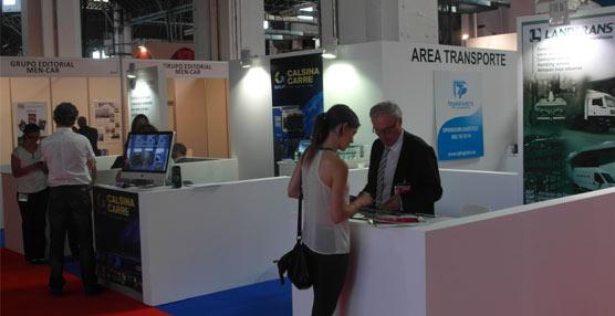 El Salón Internacional de Logística 2014 reservará un espacio propio para empresas del transporte