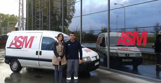 La firma de mensajería ASM anuncia la apertura de una nueva plataforma operativa en Vitoria-Gasteiz