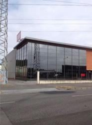 La nueva sede de ASM en la ciudad de Vitoria.