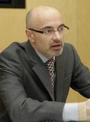 Presidente de Grupo Castrosua, Juan Luis Castro.