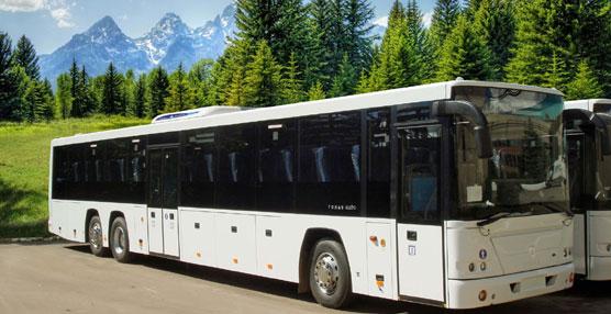 Después de los Juegos, los vehículos se llevarán a la flota de autobuses de Moscú, operada por Mostransavto.