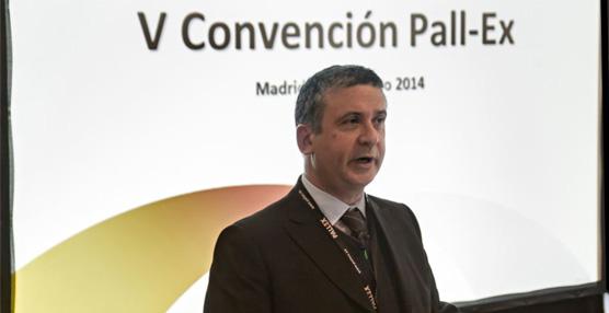 Pall-Ex Iberia finalizó el 2013 con un crecimiento en su volumen de facturación del 50% respecto al año anterior