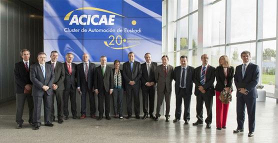 Acicae celebra en Amorebieta una jornada informativa sobre buenas prácticas en la gestión de la cadena de suministro