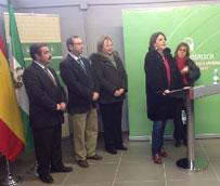 La estación de autobuses de Mancha Real prestará 53 servicios diarios y beneficiará a 130.000 ciudadanos