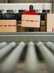 Norbert Dentressangle se ocupa desde el 1 de diciembre de 2013 de la logística que atañe a la marca Salomon en Francia.