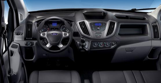 Más grande y moderna, pero con el mismo ADN: así es la nueva Transit de dos toneladas de Ford