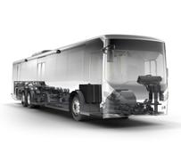 Volvo despliega su estrategia Euro 6 para ciudad con los modelos B8R, B8RLE y la familia del 7900 híbrido