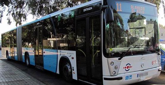 Los malagueños podrán pagar el autobús con el teléfono móvil y dejar de utilizar la tarjeta sin contacto
