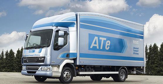 DAF Truckslanza el modelo aerodinámicoLF Aerobody para reparto de mercancíasen ciudades