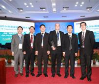 Ceva, galardonada por ZTE con el premio al mejor socio logístico en China por sus servicios de gestión de la mercancía