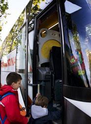 El transporte escolar de Ciudad Real es adjudicado por un valor de 17 millones de euros