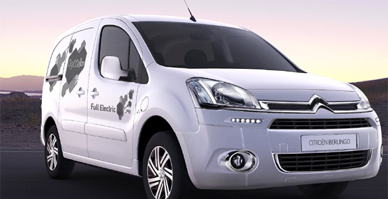 Citroën España anuncia el lanzamiento del Berlingo Electric fabricado con la colaboración de la Xunta