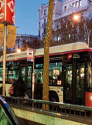 Barcelona sancionará a los manifestantes que paralicen el transporte público