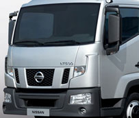 La planta de Nissan en Ávila inicia la producción en España del nuevo camión de tamaño medio NT 500