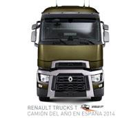 Renault Trucks celebra el premio 'Camión del Año en España 2014' con la promoción rentabilidad + confort