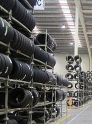 Michelin lanza en la Península su nueva marca de neumáticos recauchutados, Laurent Retread