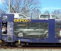 Gefco España pone en marcha su unidad de transporte de vehículos por ferrocarril tras meses de estudios