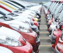 Las matriculaciones de vehículos de 'renting' representan el 30,4% del total del canal de empresas