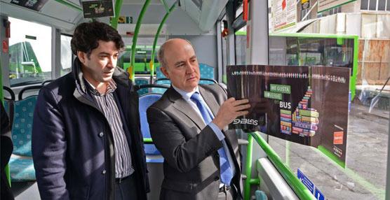 Madrid promueve el uso del autobús en el área sur de la Comunidad con una nueva campaña de promoción