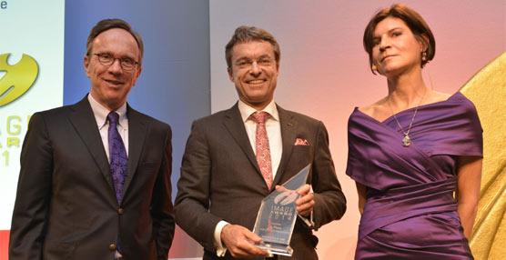 Dachser triunfa en los Premios de Imagen como la empresa más valorada por los responsables de logística