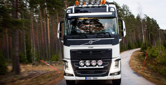La nueva Dirección Dinámica de Volvo garantiza menos lesiones laborales en los conductores de camiones