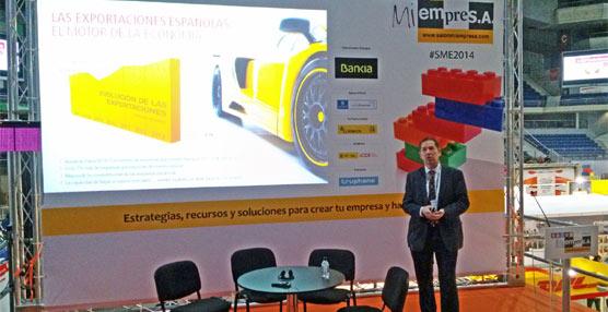 DHL Express en el Salón mi Empresa de Madrid: 'La exportación requiere soluciones y preparación para cada destino'