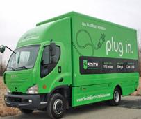Madrid acoge la fase de pruebas de una iniciativa europea de distribución de mercancías con vehículos eléctricos