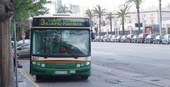 El Consorcio de Transportes de la Bahía de Cádiz inicia un Plan Especial de Transporte metropolitano en Carnavales