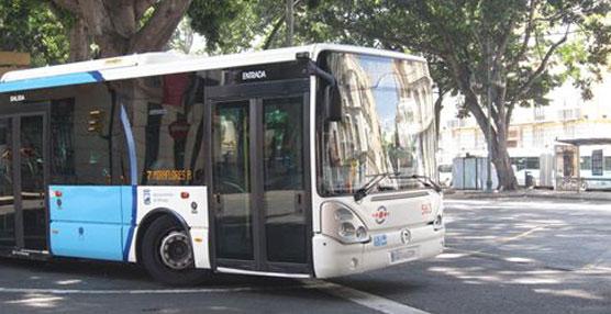 La EMT de Málaga mantiene el número de pasajeros en 2013 después de experimentar una caída del 3% en el primer semestre