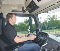 Los conductores profesionales europeos admiten que suelen exceder la velocidad permitida en su jornada