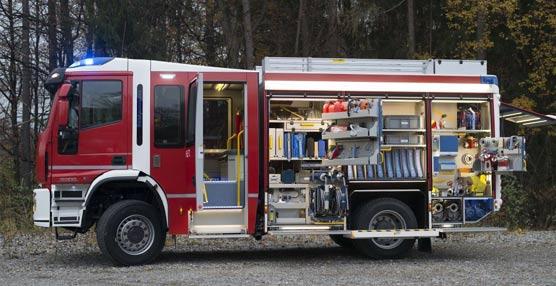 Iveco convoca el II Premio Conrad Dietrich Magirus, quereconoce la labor de los cuerpos de bomberos