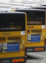 Fenebús anuncia que Portugal privatizará el transporte público de pasajeros