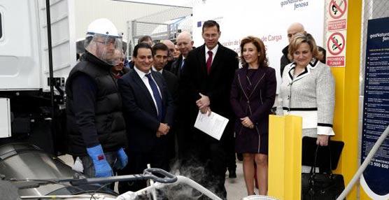 La consejera de Fomento de Castilla-La Mancha anuncia una nueva línea de ayudas para el sector del transporte