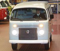 El Volkswagen Transporter T2, más conocido como Kombi, es retirado del mercado con una edición especial