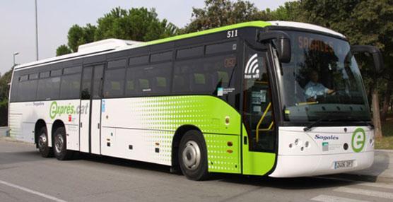 Sagalés incorpora dos nuevas expediciones en la línea exprés e7 que conecta Vall del Tenes con Barcelona.